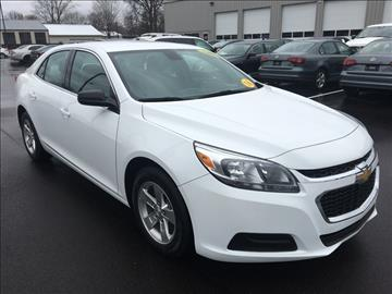 2016 Chevrolet Malibu Limited for sale in Elkhart, IN