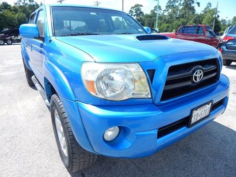 2007 Toyota Tacoma for sale in Conroe, TX