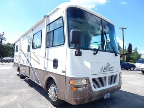 2004 Tiffin Allegro M30A for sale in Conroe, TX