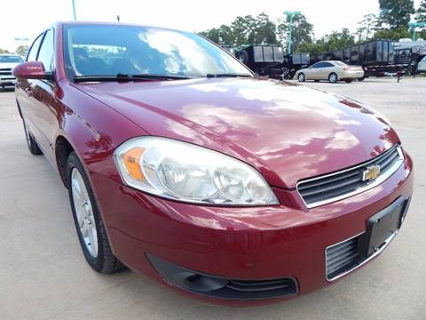 2006 Chevrolet Impala for sale in Conroe, TX