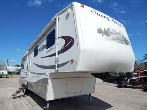 2007 Sunny Brook Titan LX 33 CKTS for sale in Conroe, TX