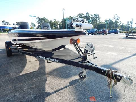 1996 HYDRA SPORTS LS205 for sale in Conroe, TX