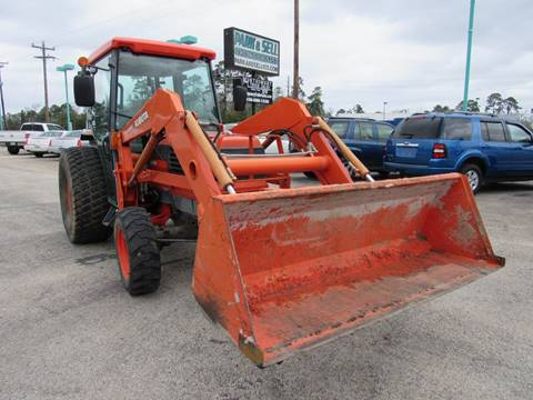 2004 Kubota L4310 4X4 for sale in Conroe, TX