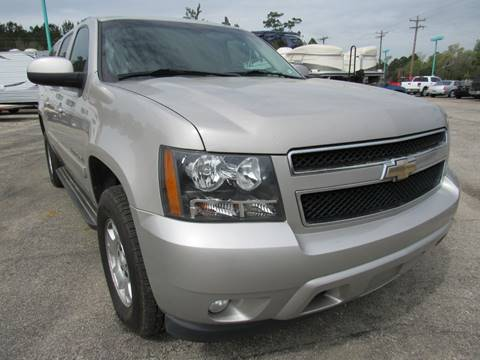2009 Chevrolet Suburban For Sale In Conroe Tx