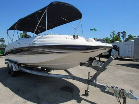 1998 Chaparral 252 Sunesta for sale in Conroe, TX