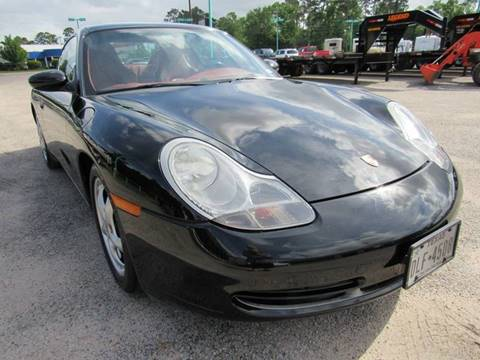 1999 Porsche 911 for sale in Conroe, TX