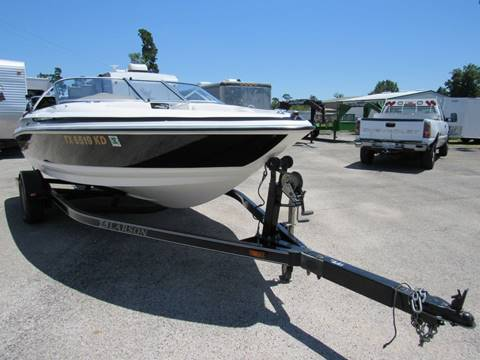 2005 Larson 180 Sport for sale in Conroe, TX