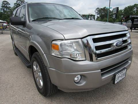 2008 Ford Expedition for sale in Conroe, TX