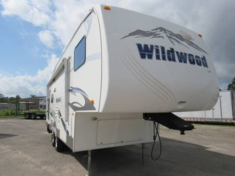 2010 Wildwood 246RLBS for sale in Conroe, TX
