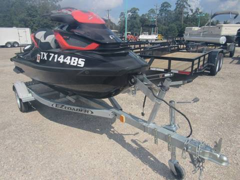 2011 Sea-Doo RXT X  aS 260 for sale in Conroe, TX