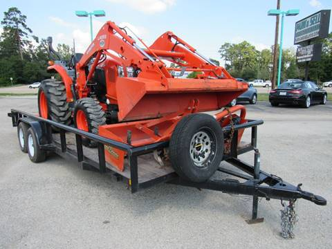 2015 Kubota L3560HST 4WD for sale in Conroe, TX