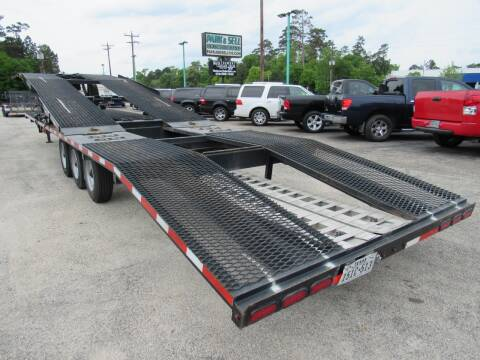 2019 TEXAS PRIDE 8' X 47' Double Deck Four Car