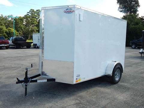 2017 Cargo Mate 6 by 10 Enclosed