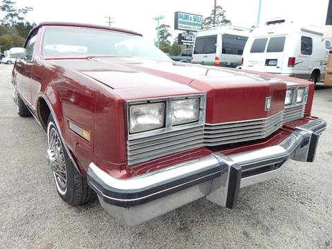 1983 Oldsmobile Toronado for sale in Conroe, TX
