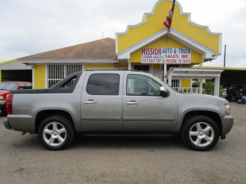 2008 Chevrolet Avalanche for sale at Mission Auto & Truck Sales, Inc. in Mission TX