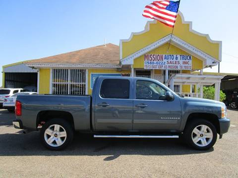 2008 Chevrolet Silverado 1500 for sale at Mission Auto & Truck Sales, Inc. in Mission TX
