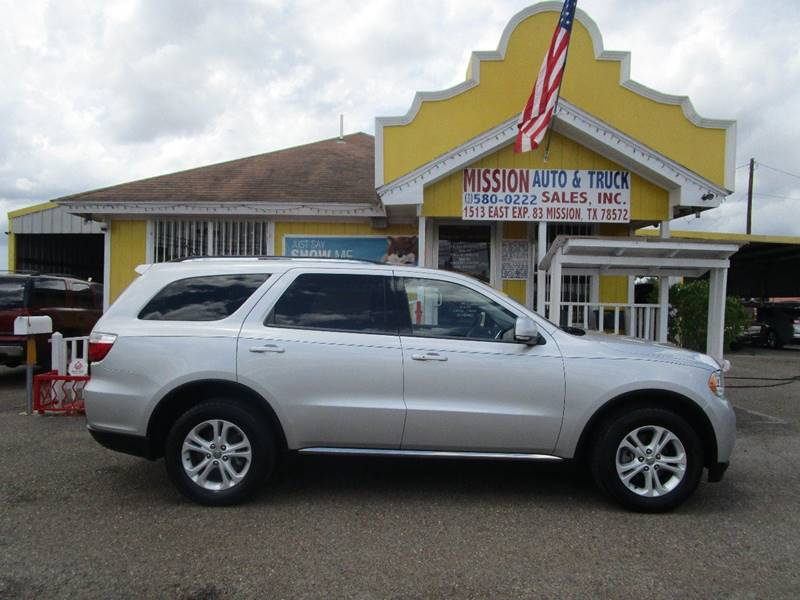 2011 Dodge Durango for sale at Mission Auto & Truck Sales, Inc. in Mission TX