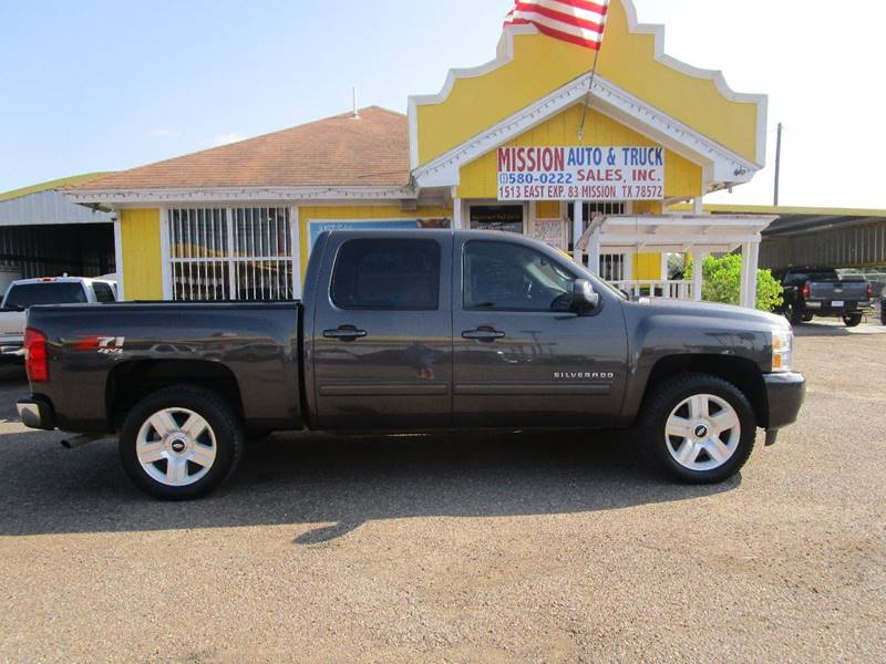 2010 Chevrolet Silverado 1500 for sale at Mission Auto & Truck Sales, Inc. in Mission TX