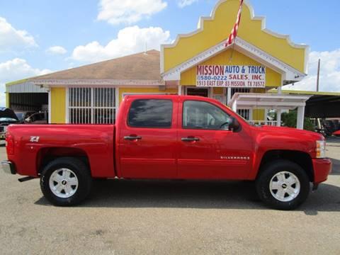 2009 Chevrolet Silverado 1500 for sale at Mission Auto & Truck Sales, Inc. in Mission TX
