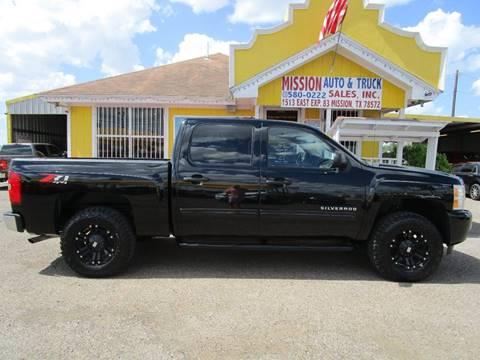 2011 Chevrolet Silverado 1500 for sale at Mission Auto & Truck Sales, Inc. in Mission TX