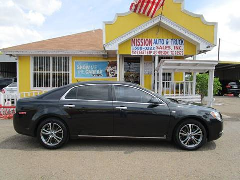 2008 Chevrolet Malibu for sale at Mission Auto & Truck Sales, Inc. in Mission TX