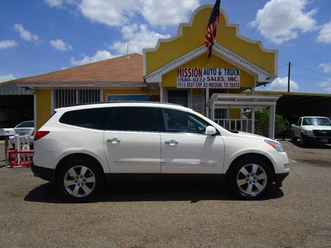 2011 Chevrolet Traverse for sale at Mission Auto & Truck Sales, Inc. in Mission TX