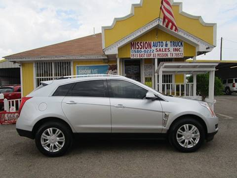 2010 Cadillac SRX for sale at Mission Auto & Truck Sales, Inc. in Mission TX