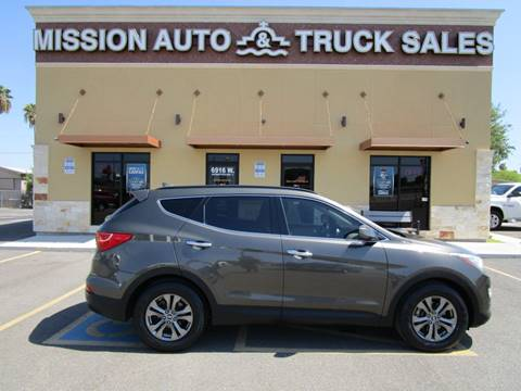 2013 Hyundai Santa Fe Sport for sale in Mission, TX