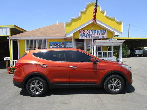 2014 Hyundai Santa Fe Sport for sale in Mission, TX