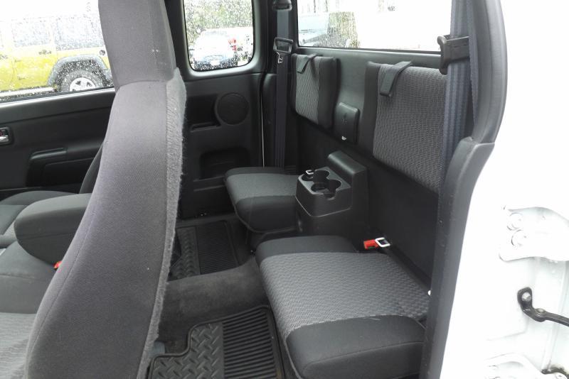 2010 Chevrolet Colorado 4x2 Work Truck 4dr Extended Cab - Tilton NH