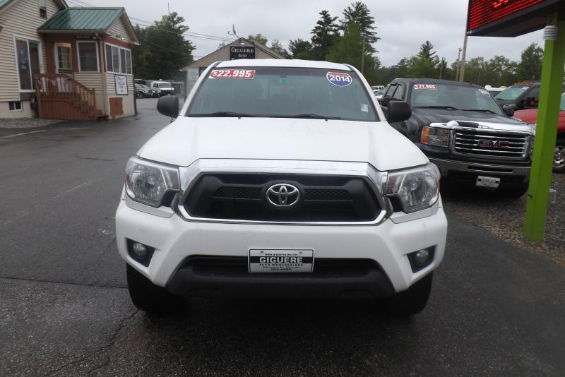 2014 Toyota Tacoma V6 4x4 4dr Double Cab 6.1 ft LB 5A - Tilton NH