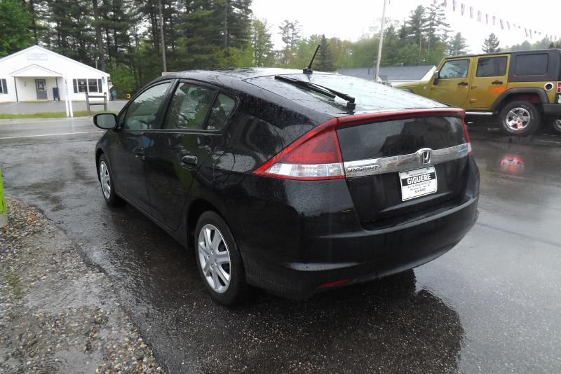 2012 Honda Insight 4dr Hatchback - Tilton NH