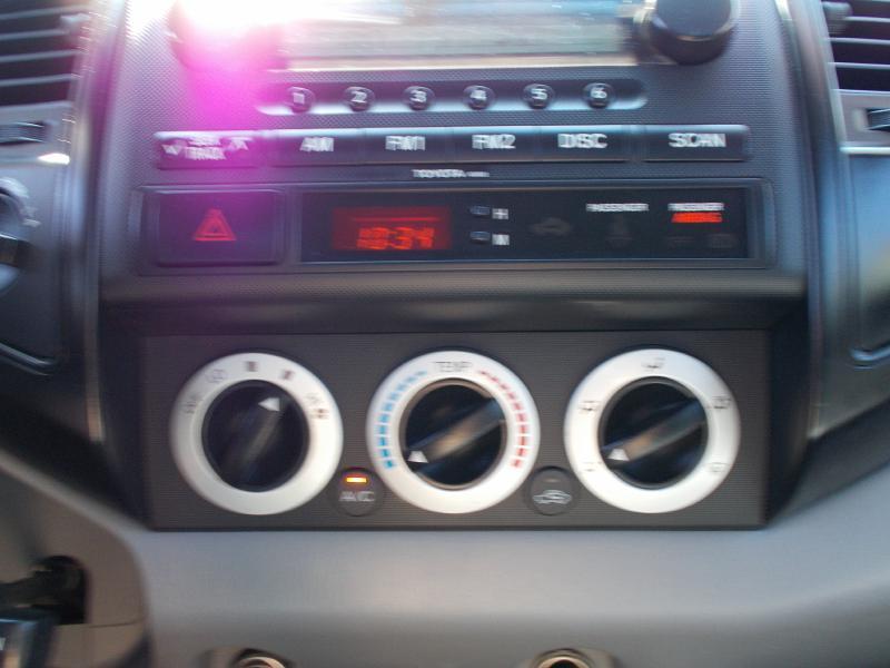 2008 Toyota Tacoma 4x4 2dr Regular Cab 6.1 ft. SB 5M - Tilton NH
