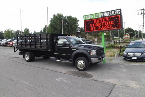 2006 Ford F-450 for sale in Tilton, NH