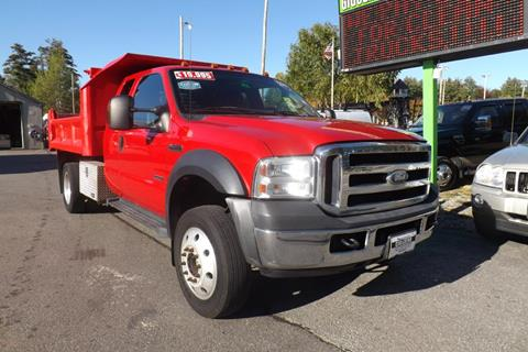 2007 Ford F-450 for sale in Tilton, NH