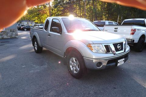 2011 Nissan Frontier for sale in Tilton, NH