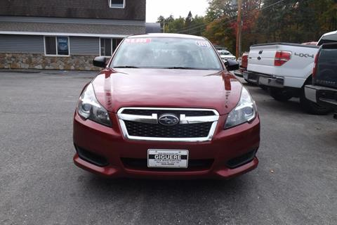 2013 Subaru Legacy for sale in Tilton, NH