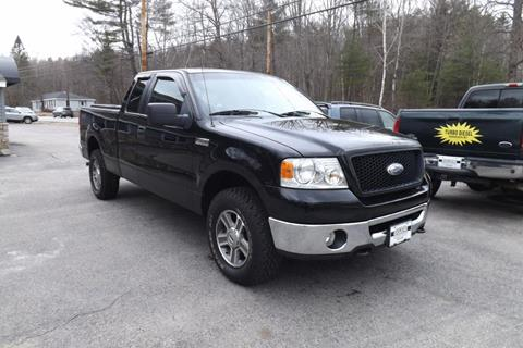 2006 Ford F-150 for sale in Tilton, NH