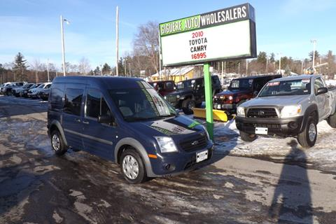 2013 Ford Transit Connect for sale in Tilton, NH