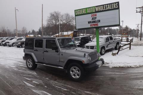 2013 Jeep Wrangler Unlimited for sale in Tilton, NH