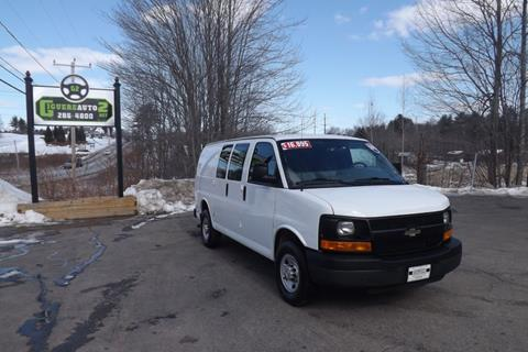 2015 Chevrolet Express Cargo for sale in Tilton, NH