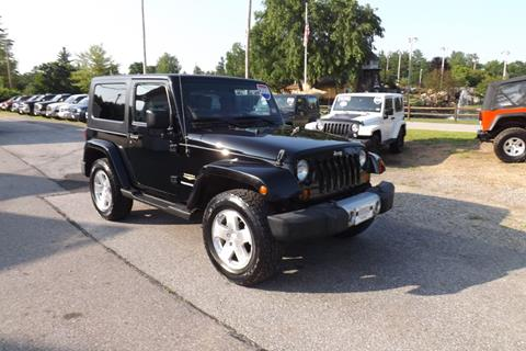 2008 Jeep Wrangler for sale in Tilton, NH