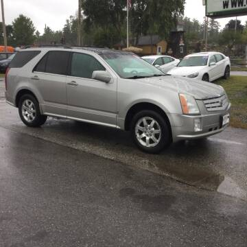 2008 Cadillac SRX for sale at Giguere Auto Wholesalers in Tilton NH