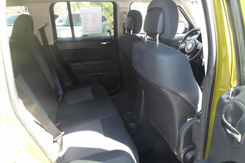 2012 Jeep Patriot Latitude 4dr SUV - Estill NH