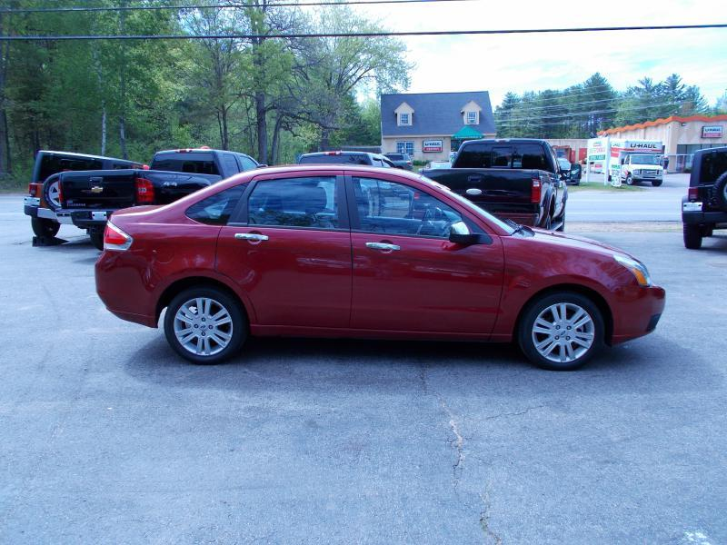 2011 Ford Focus SEL 4dr Sedan - Tilton NH