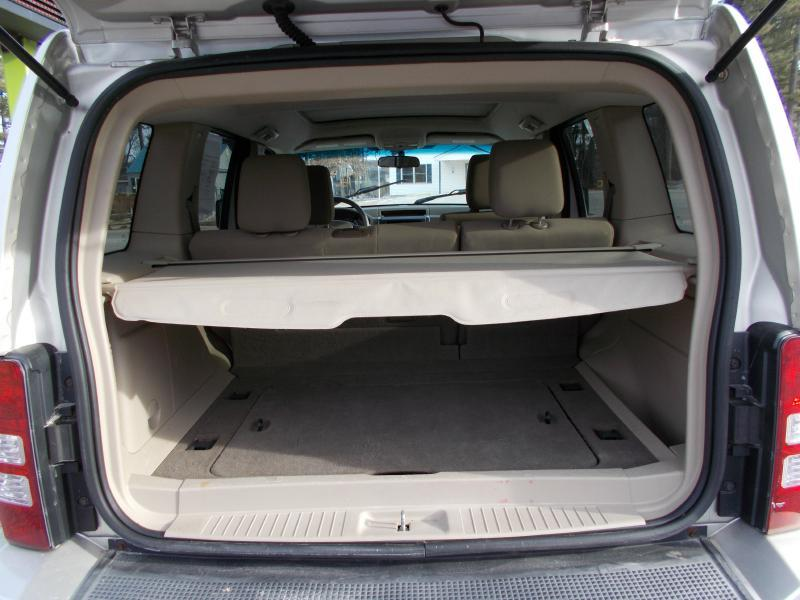 2008 Jeep Liberty 4x4 Sport 4dr SUV - Tilton NH
