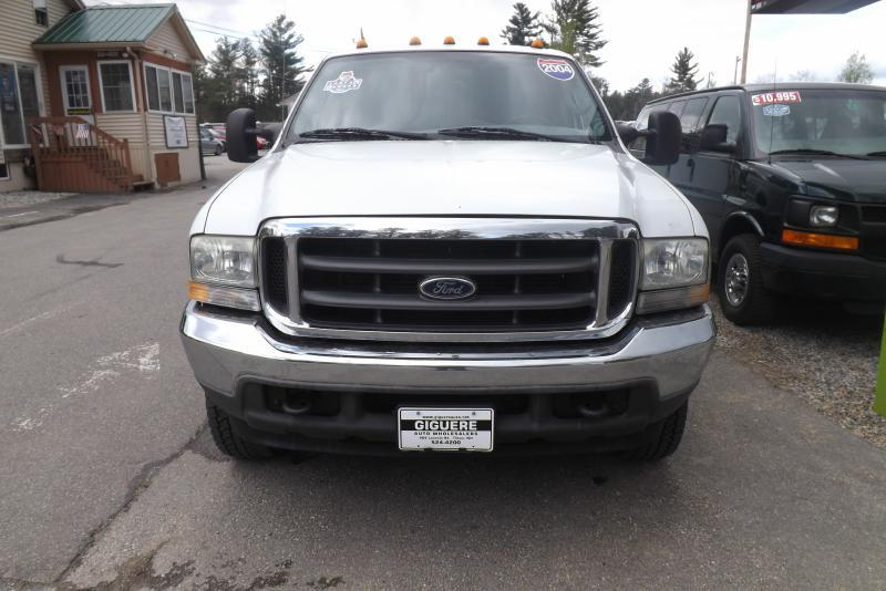 2004 Ford F-350 Super Duty SRW SUPER DUTY - Tilton NH