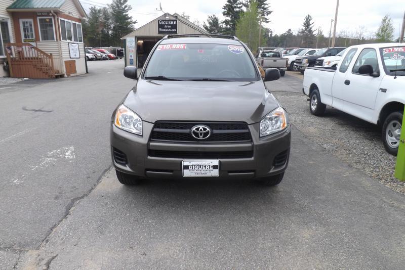 2010 Toyota RAV4 4x4 4dr SUV - Tilton NH