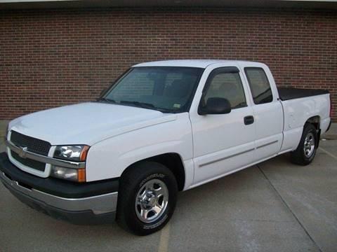 2003 Chevrolet Silverado 1500 for sale in El Dorado Spg, MO