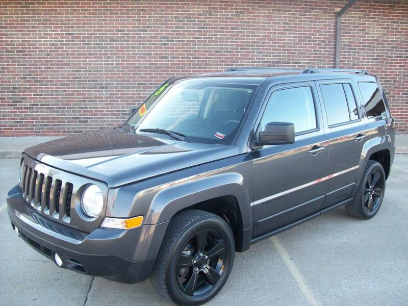 2015 Jeep Patriot for sale at Cliff Bland & Sons Used Cars in El Dorado Spg MO